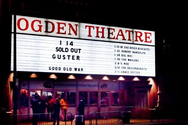 Photos Ogden Theatre